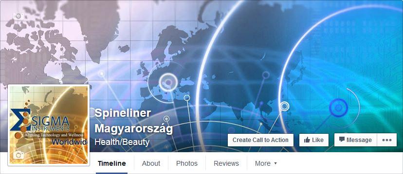 Spineliner Magyarország Facebook